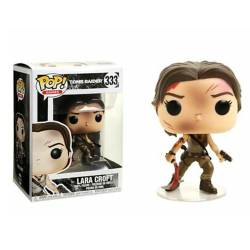 Funko Pop Tomb Raider 333 Lara Croft
