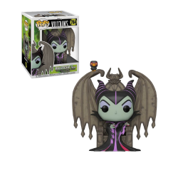 787 Pop Vil Maleficent Throne