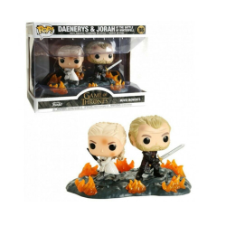 86 Pop Daenerys Jorah Battle