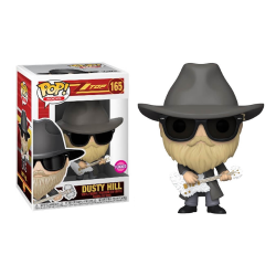 165 Pop Zz Top Dusty Hill