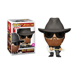 164 Pop Zz Top Billy Gibbons