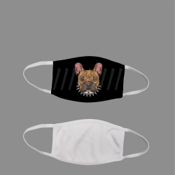 Masque Fantasie French Bulldog