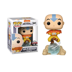 541 Pop Avatar Aang Airscooter