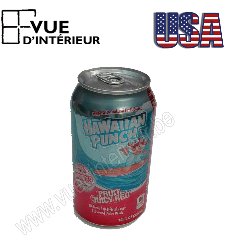 Canette Hawaiian Punch Juicy 355ml