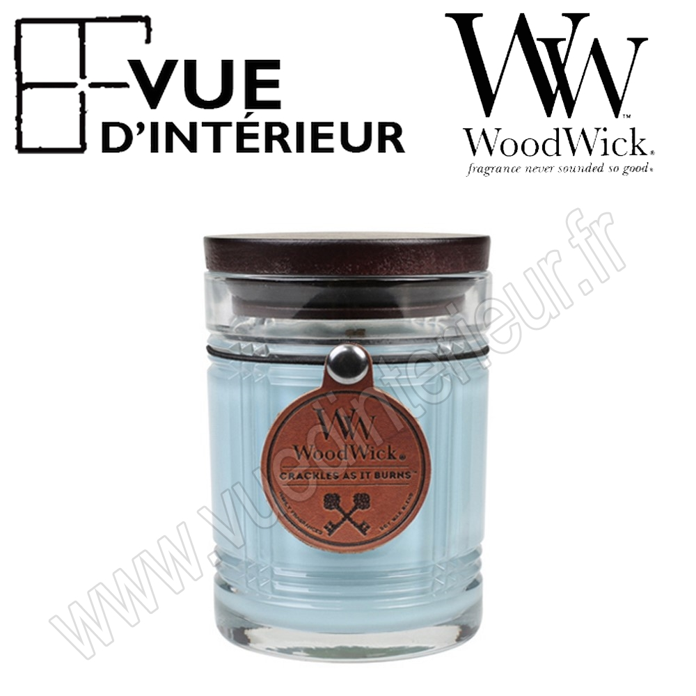 Bougie Parfum?e Driftwood WoodWick Collection Reserve