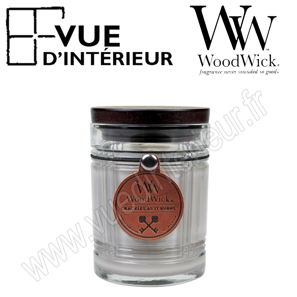 Bougie Parfum?e Ember WoodWick Collection Reserve
