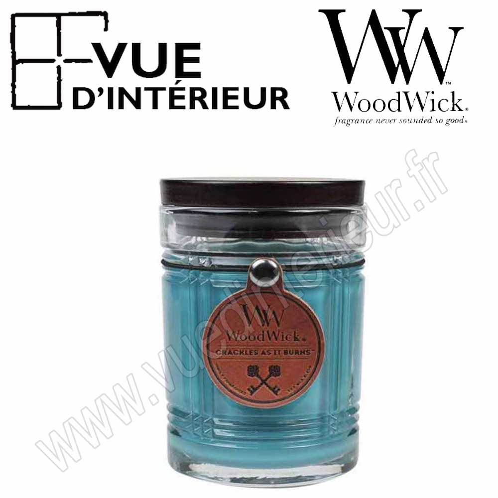 Bougie Parfum?e Spruce WoodWick Collection Reserve