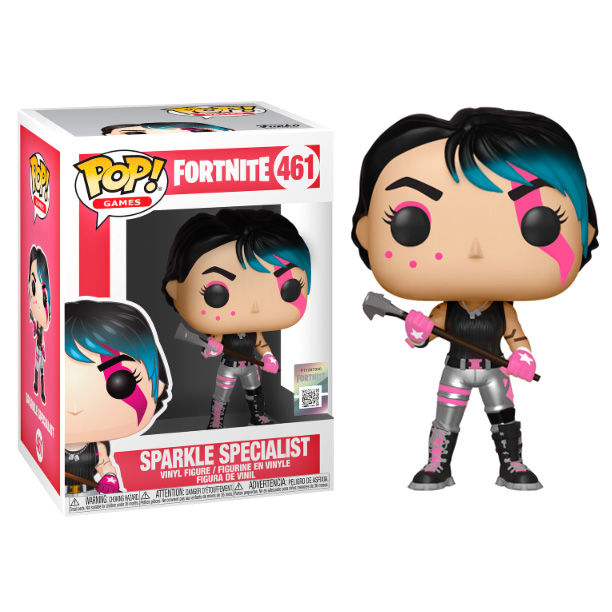 Funko Pop Fortnite Sparkle 461