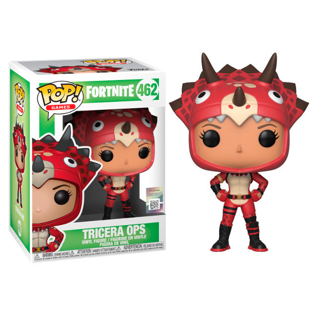462 Funko Pop Fortnite Tricera Ops